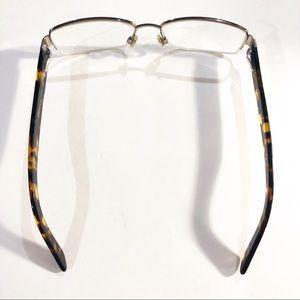 Ralph Lauren Accessories - Ralph Lauren Tortoiseshell Rectangular Glasses